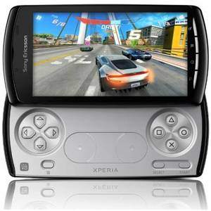 Слайдер Sony Ericsson Xperia Play Black